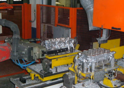 Riser Cutting Machine