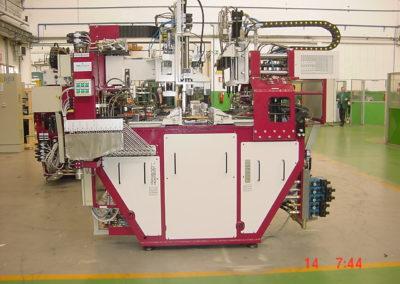Piston Casting Machine